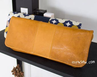 Savannah Clutch  PDF Sewing Pattern (#917)