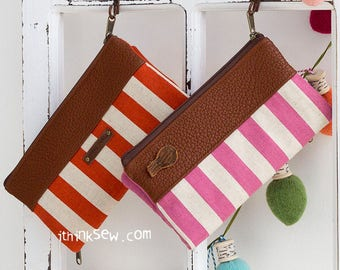 Jessica Fold-Over Wallet PDF Sewing Pattern (#1060)