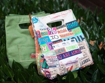 Glady Lunch Bag PDF Sewing Pattern