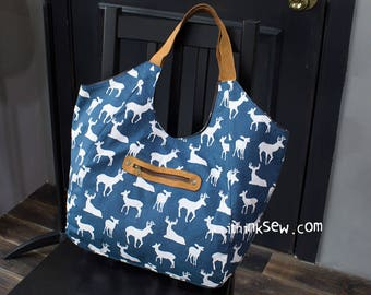 Lorelei Bag PDF Sewing Pattern (#833)