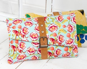 1202 Jeanette Clutch PDF Sewing Pattern