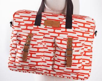 Judith Laptop Bag  PDF Sewing Pattern
