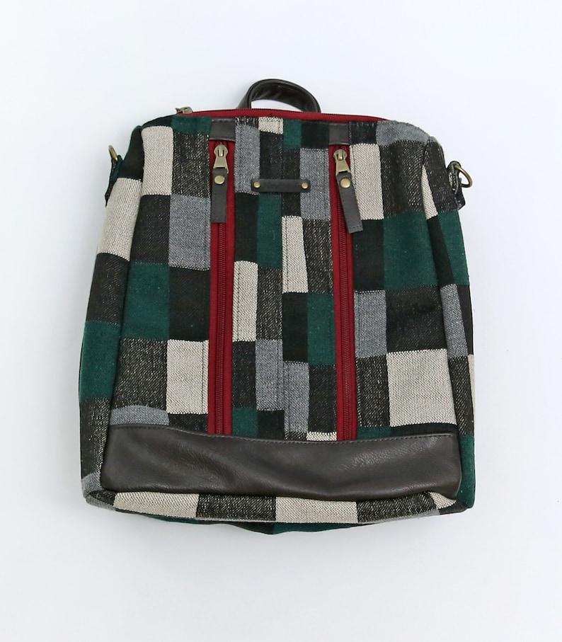 #2514 Lizzie Backpack PDF Pattern