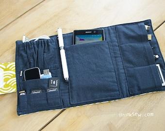 Macaulay Gadget Wallet PDF Sewing Pattern (#715)