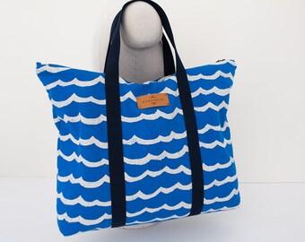 Junious Tote Bag PDF Sewing Pattern (#1331)