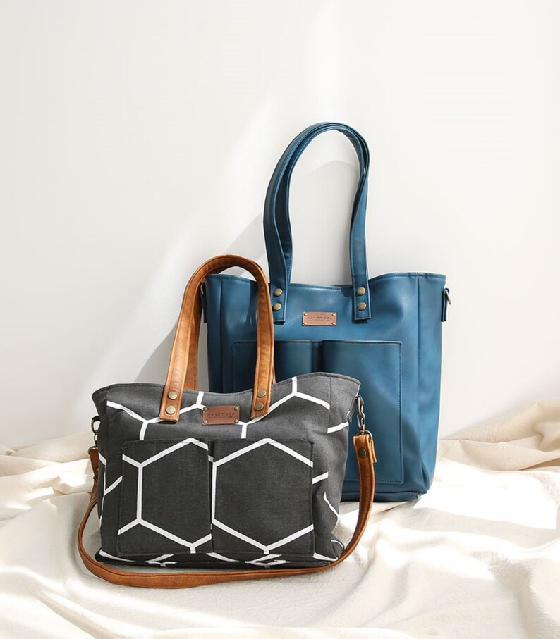 Caralene Bag #2566 2 Sizes PDF Pattern