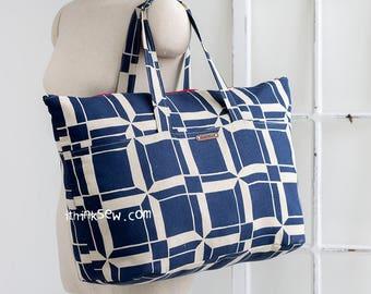 Kristin Big Bag PDF Sewing Pattern (#1134)