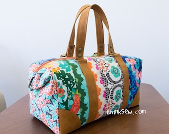Conary Doctor Bag PDF Sewing Pattern (#924)