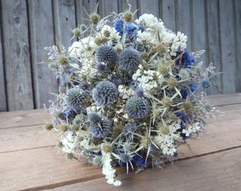 Dried flower bouquet | Etsy