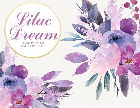 Lilac Dream Set