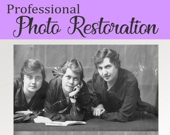 Old Photo restoration, photo retouch, photo manipulation, old photo editing. Portrait Retouching. Photo Edits.