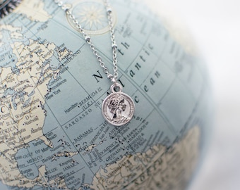 Time to Escape Necklace