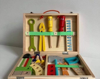 Tool Box Play Set