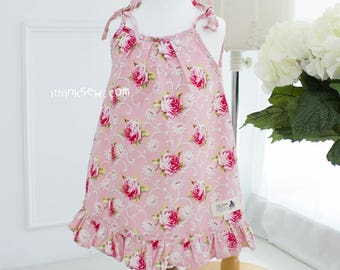 268 Florence Dress (3Y - 10Y) PDF Sewing Pattern
