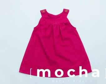 8d48e3ca8d5ad Camilla Dress (6M-24M) PDF Sewing Pattern ( 2187)