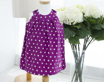 45% Off - Camilla Dress (6M - 7 Y) PDF Sewing Pattern (#272)