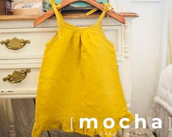 Florence Dress for Kids (3Y - 10Y) PDF Sewing Pattern