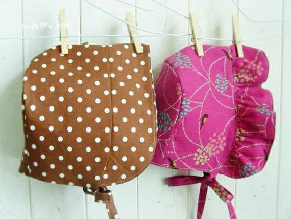 d2605d924 Abigail Baby Bonnet PDF Sewing Pattern 76