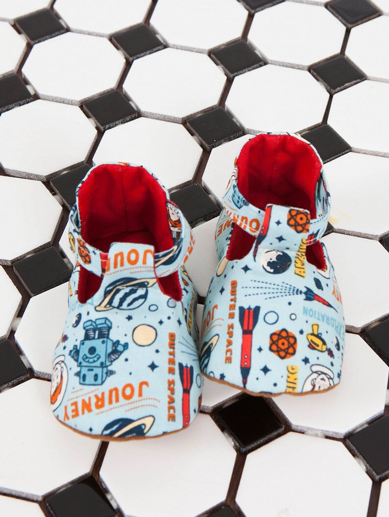 8854a0a7b9ab7 Bridget Baby Shoes PDF Sewing Pattern (#1235)