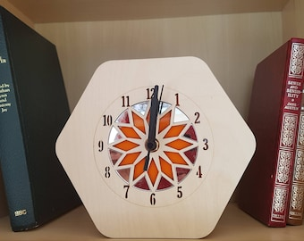 1930's Art Deco style table clock