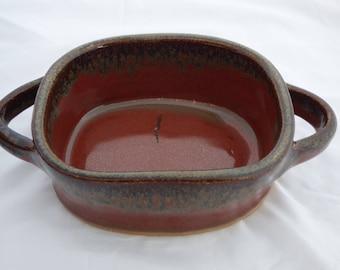 Ceramic Roasting Pan, Ceramic Lasagna Dish, Ceramic Casserole Dishes, Ceramic Serving Dish, Clay Bakeware, Handbuilt Stoneware Pottery