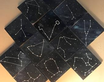 Astrological Zodiac Tiles