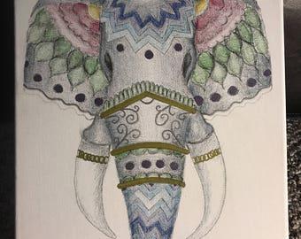Extravagant Elephant
