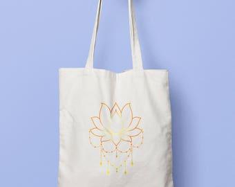Custom lotus bag (duplex)