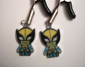 Wolverine Nipple Clamps
