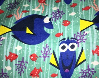Custom Finding Dory weighted blanket- choose your size!