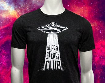 Abduction Tee