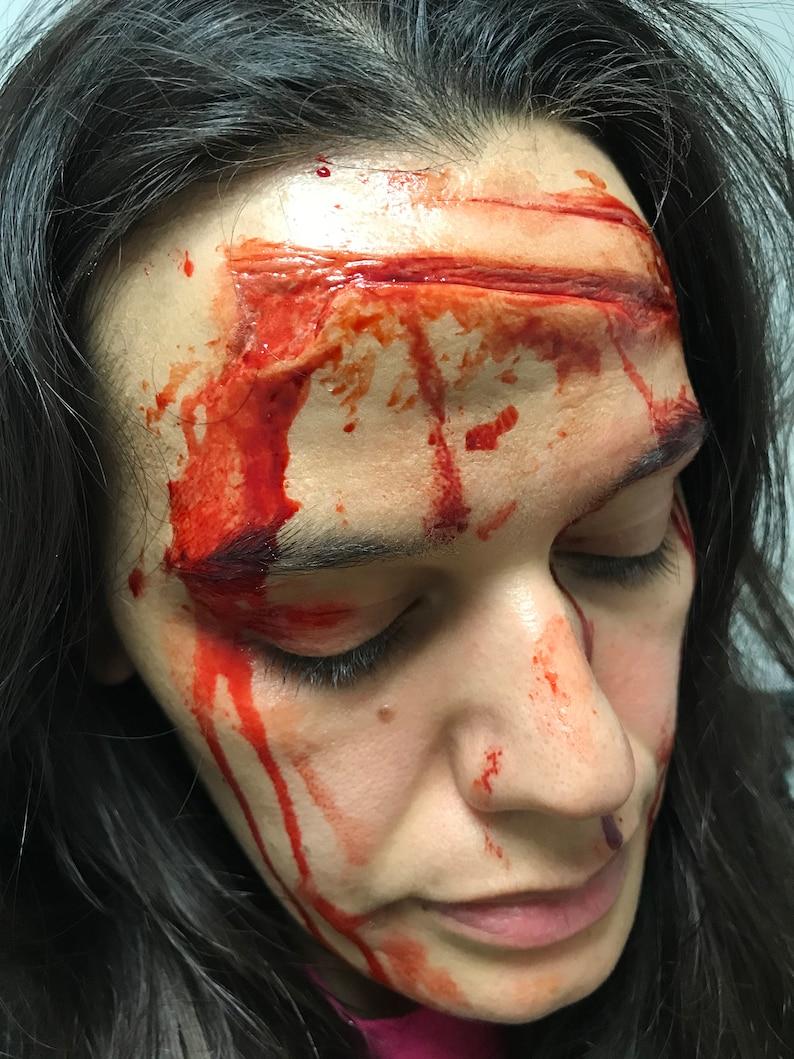 Prosthetic Makeup Mould by Dabbledark