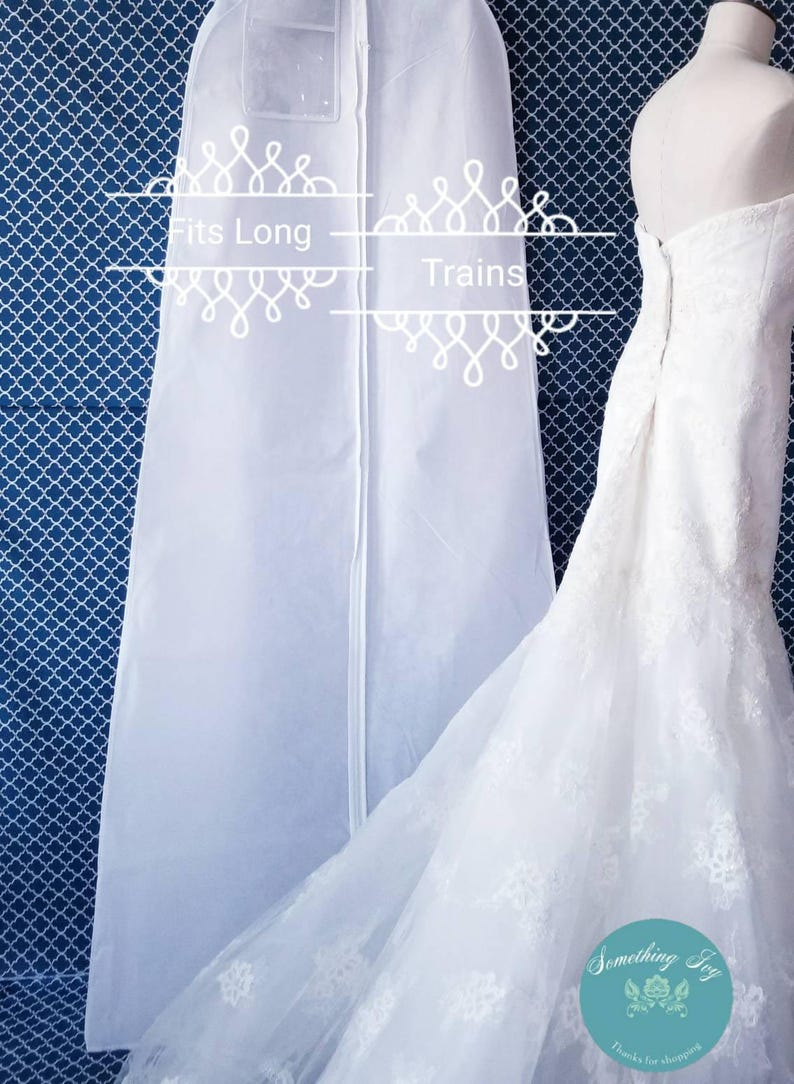 21 Wide Xl Garment Bag Wide Extra Large Wedding Gown Bag Etsy