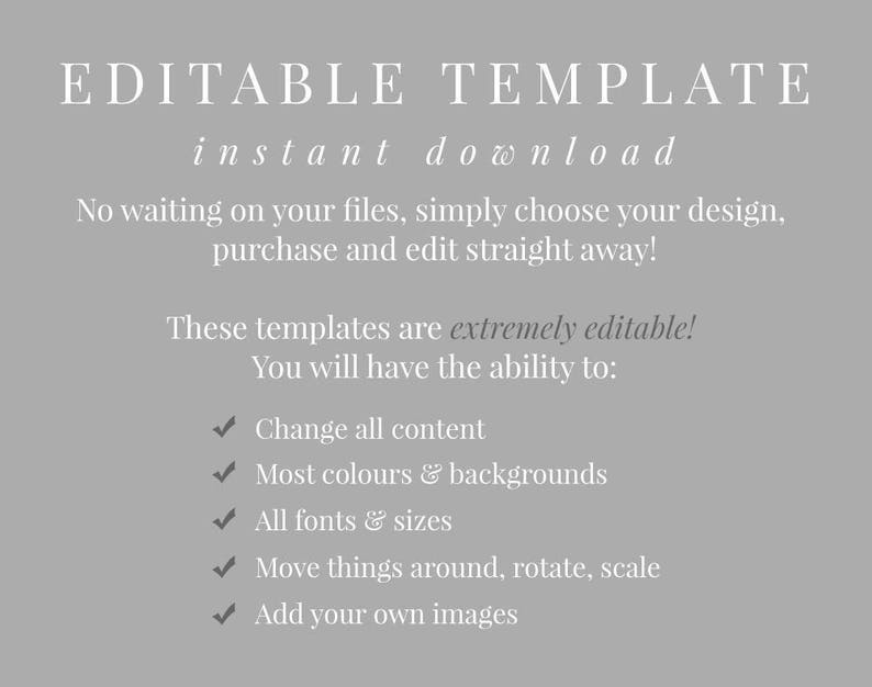 Magenta Blooms DIY Printable Invite Burgundy Wedding Invitation Set INSTANT DOWNLOAD Templett Wedding Invite Editable pdf