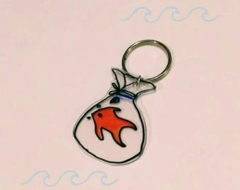 Key chain fishy