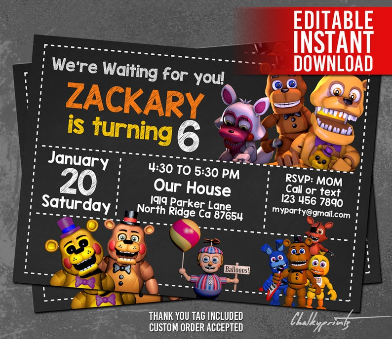 Top Five Five Nights At Freddy's Full Game No Download - Circus