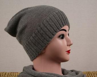 181f1be3c4d Alpaca knit hat