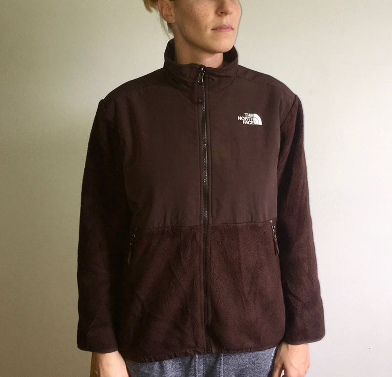 c203361eb The North Face. North Face. Brown. North Face Fleece. Brown Fleece. Full  Zip. Brown Jacket. Denali Fleece Jacket. Denali. North Face. fleece