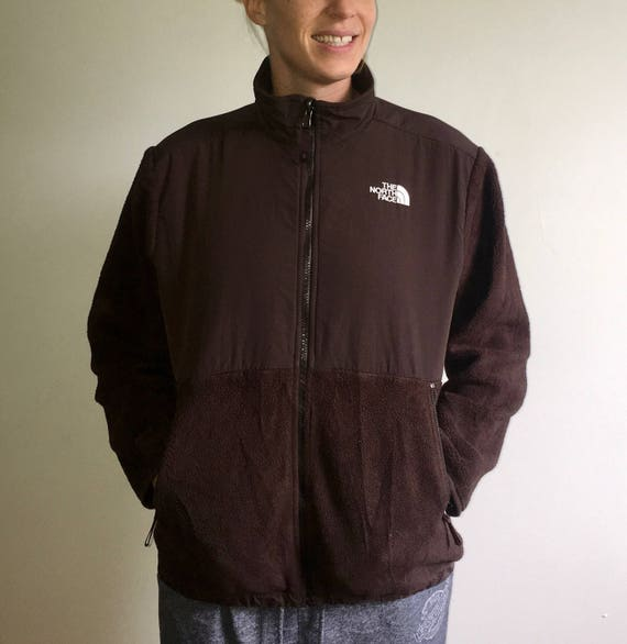 The North Face. North Face. Brown. North Face Fleece. Brown  8527dea7f