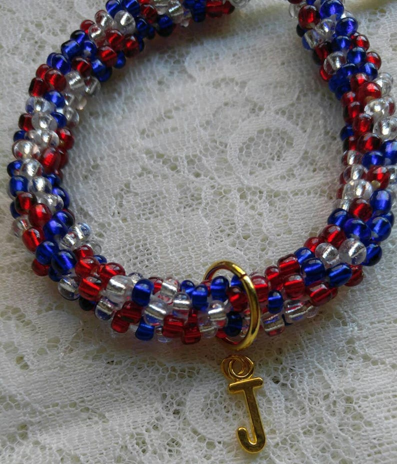 Kumihimo style bracelets