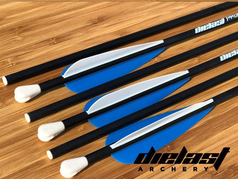 6 Immortal Arrow Shaft  Set of 6 Extremely High Durability image 0