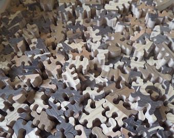 puzzle wooden puzzle