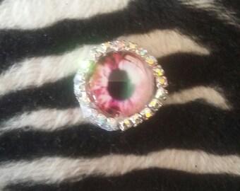 Creature eye bindi