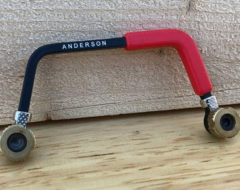 Anderson Mini Hand Saw Frame Red (SW1001)