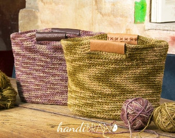 Diy Luxury Shoulder Bag Kit Crochet Bag Kit Diy Bag Kit Eco Etsy