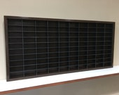 Display case cabinet for 1 64 scale cars (hot wheels, matchbox) - 100NBWnd-6