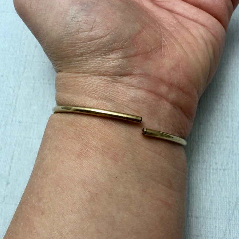 Circa 1884 Victorian Gold Filled Bracelet