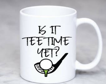 Golf mug, golf gift, gift for golfer, golf, golfer, playing golf, funny golf gift, gift for dad, boss gift, dad gift, fathers day gift