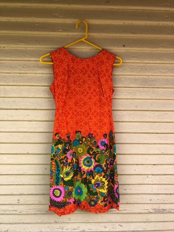 1960s MOD Dress