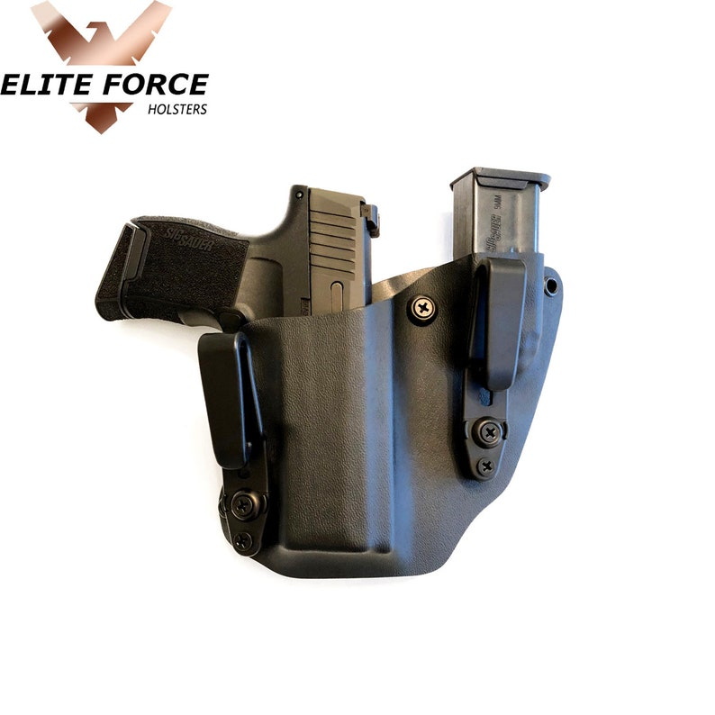 Deep Concealment Holster